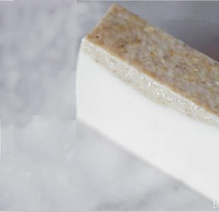 Honey-Oats Soap