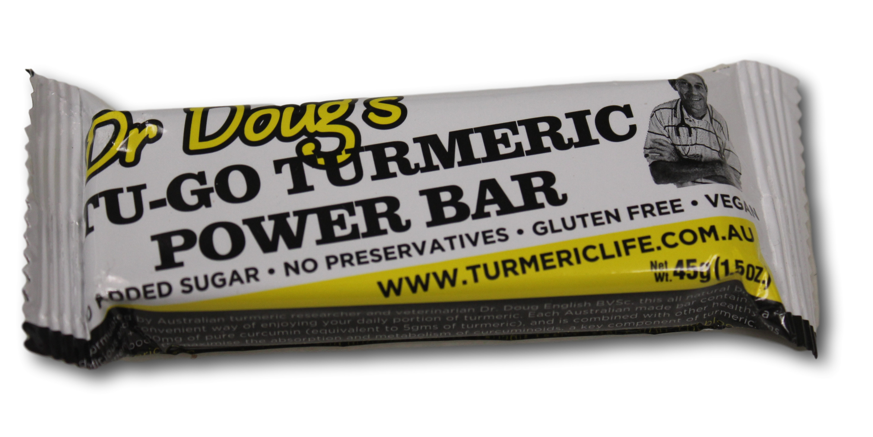 Dr. Doug's Original Power Bars (5 pack)